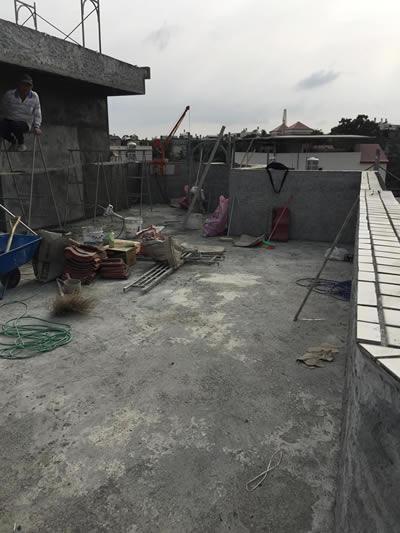 佛堂貼磁磚-佛堂整修及防水工程