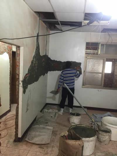浴室防水工程-浴室翻修-浴室泥作工程