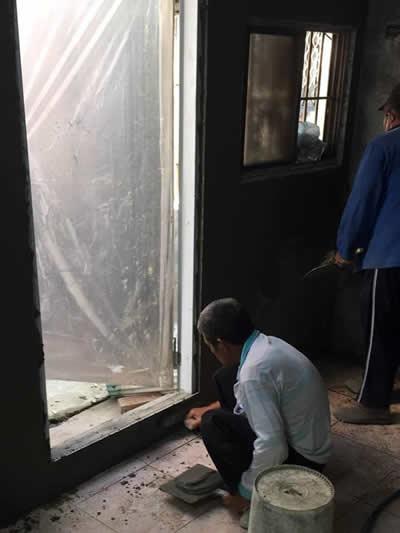 浴室防水工程-浴室翻修-浴室鋪地磚